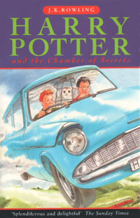 Favorite Harry Potter Book Covers (6/6)