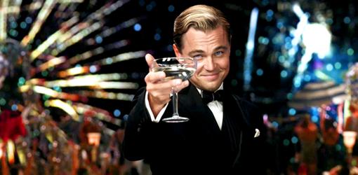 """""""I'm Gatsby,"""" he said suddenly."""