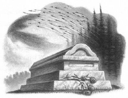 Dumbledore tomb