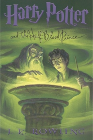 The 2005 cover by Mary GrandPré. I still like it.