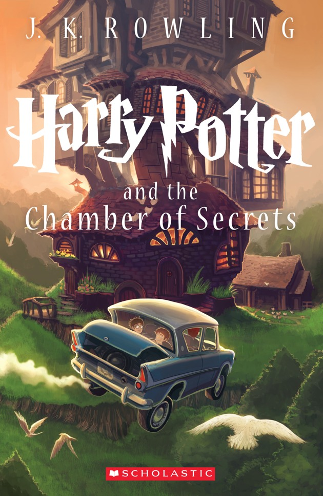 Favorite Harry Potter Book Covers (5/6)