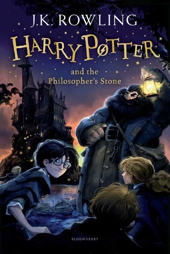 Favorite Harry Potter Book Covers (4/6)