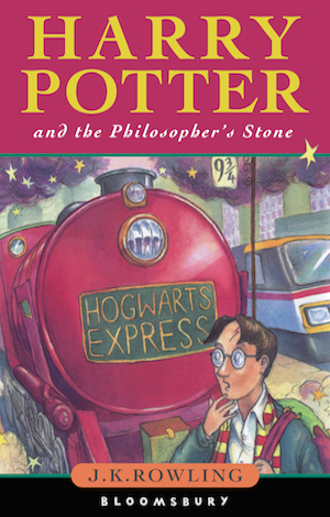 Favorite Harry Potter Book Covers (2/6)