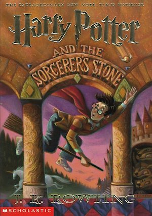 Favorite Harry Potter Book Covers (3/6)