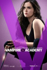 Vampire Academy 2014 movie poster
