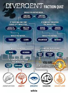 What faction do you belong to? (Click for a larger image.)