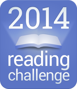 2014 Goodreads Reading Challenge