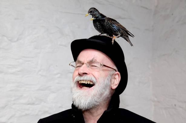 Terry Pratchett (April 1948 - March 2015)