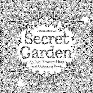 """Secret Garden"" by Johanna Basford"