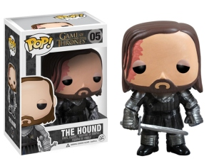 The Hound vinyl figure by Funko