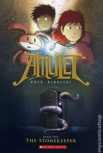 Amulet vol. 1