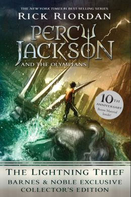 Percy Jackson and the Lightning Thief 10th anniversary