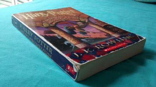 A copy of my favorite book.