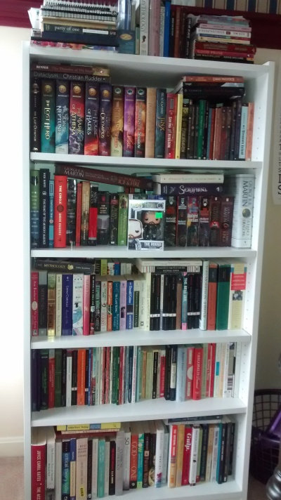 my bookcase