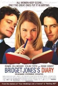 Bridget Jones Diary Movie Poster