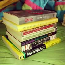 nonfiction stack 2