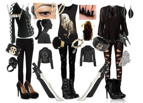 Shadowhunter Halloween Costume