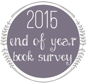 2015 end of year book survey