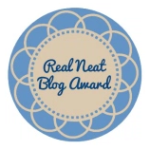 Real Neat Blog Award 2