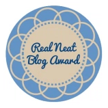 Real Neat Blog Award 2