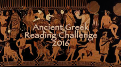 2016 Ancient Greek Reading Challenge
