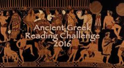 2016 Ancient Greek Reading Challenge