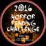 2016 Horror Reading Challenge