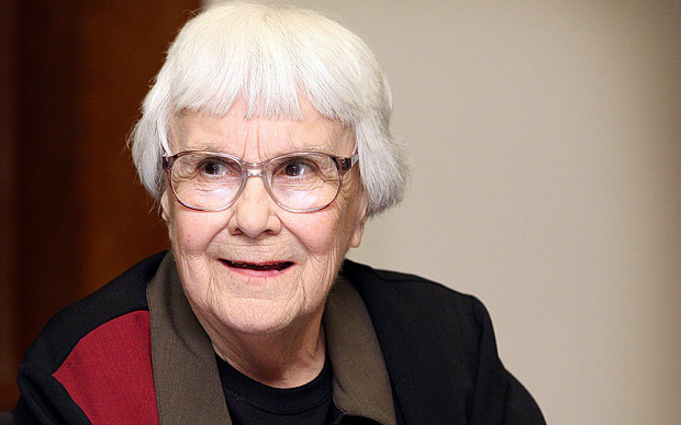 Harper Lee (April 1926 — February 2016)