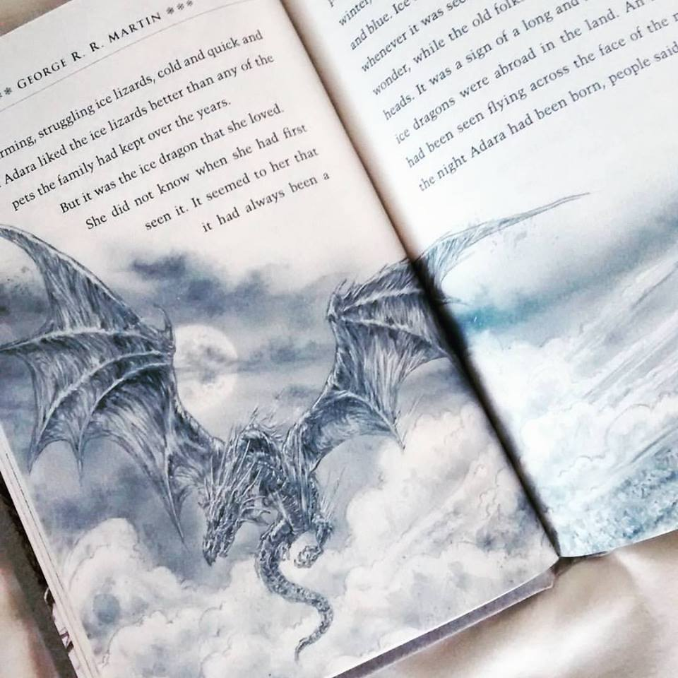 The Ice Dragon marks the highly anticipated childrens book debut of George RR Martin the awardwinning author of the New York Times bestselling series A Song