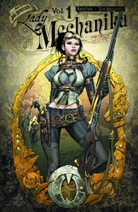 Lady Mechanika, Vol. 1