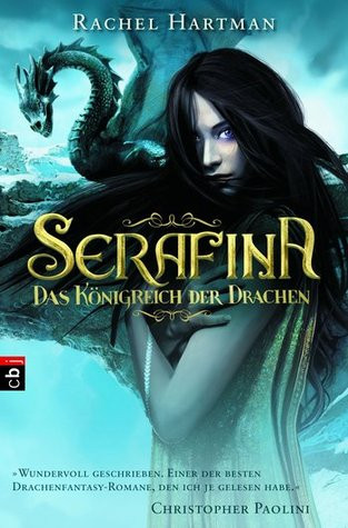Seraphina german cover
