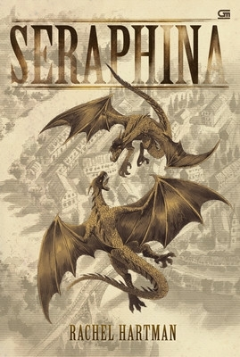Seraphina indonesian cover