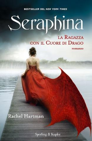 Seraphina italian cover
