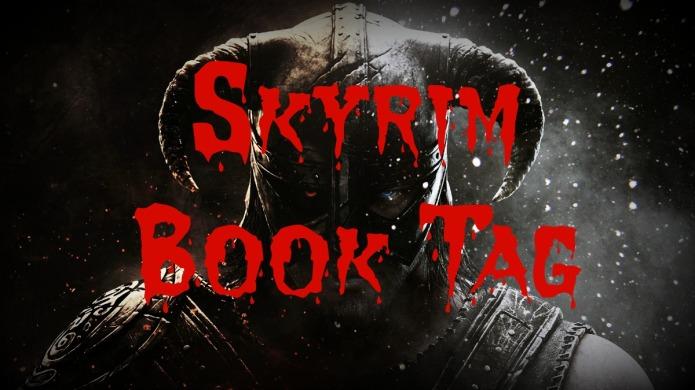 Skyrim book tag