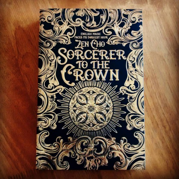 Sorcerer to the Crown 1