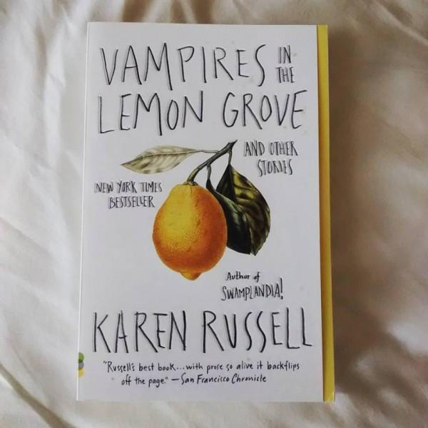 Vampires in the Lemon Grove 1