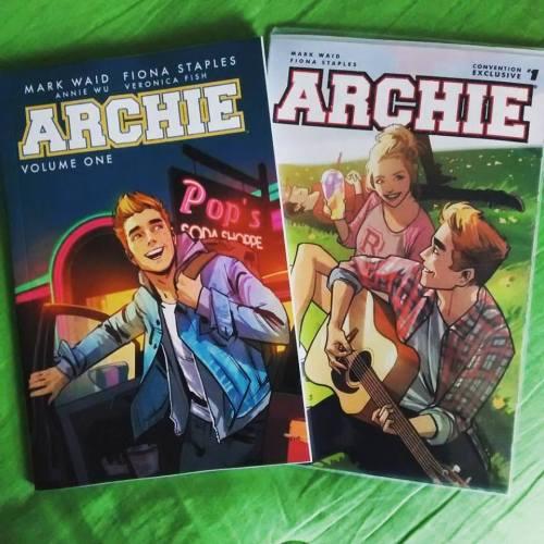 bookhaul 14-7 Archie