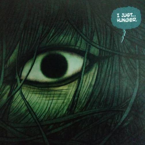 I like eyes.