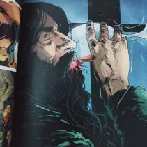 Rasputin. I love the closeups.