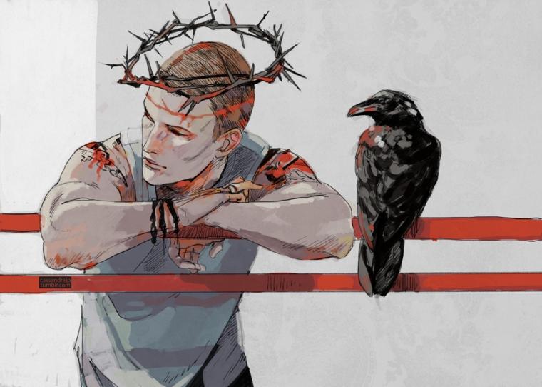 Ronan and Chainsaw