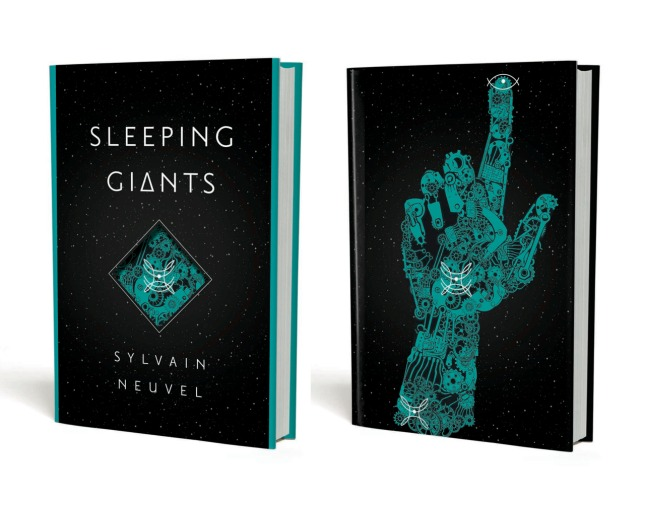 Sleeping Giants covers