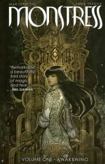 Monstress, Vol. 1