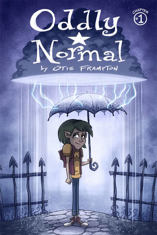 Oddly Normal 1