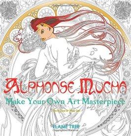 alphonse-mucha-coloring-book