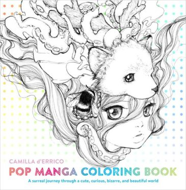 pop-manga-coloring-book