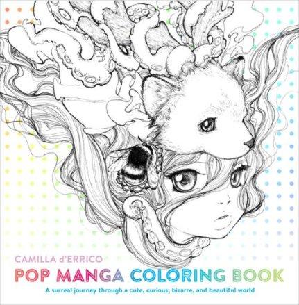 pop-manga-coloring-book