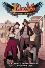 Princeless Raven the Pirate Princess vol 1