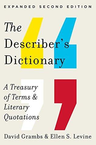 the-describers-dictionary