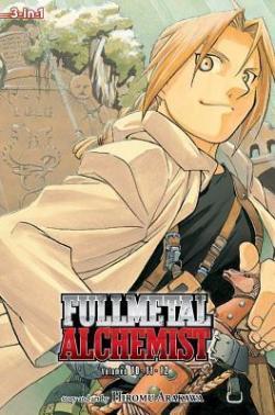 Fullmetal Alchemist, Vol. 10-12