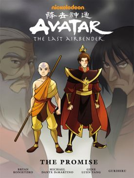 Avatar the Last Airbender - The Promise - Library edition